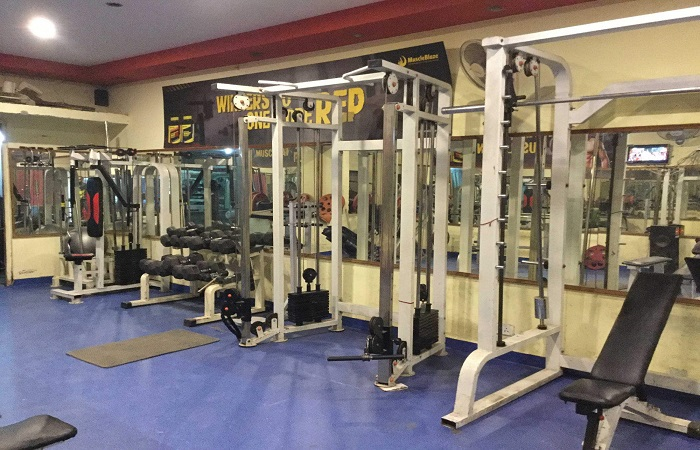 Hammer Fitness Sector 38c