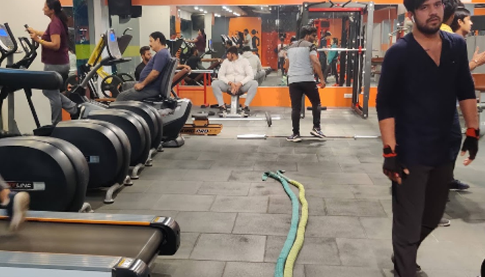 Play Fitness Sector 49 Gurgaon