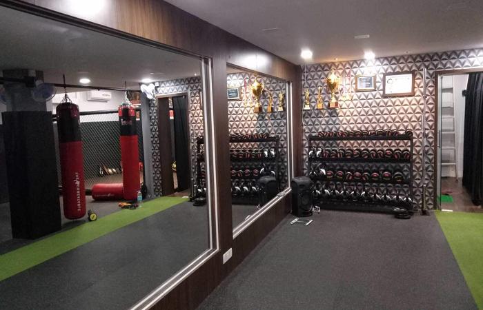 Fitness WYNK Studio Powai