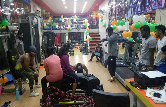 Urja Gym World Sodepur