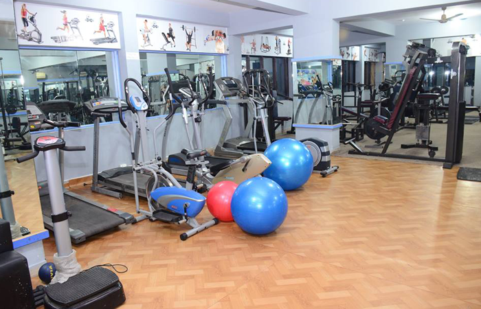 X Fitness & Solid Toli Chowki