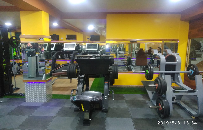 No Limit Gym Krishna Nagar