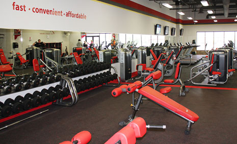 Snap Fitness Greater Kailash 2