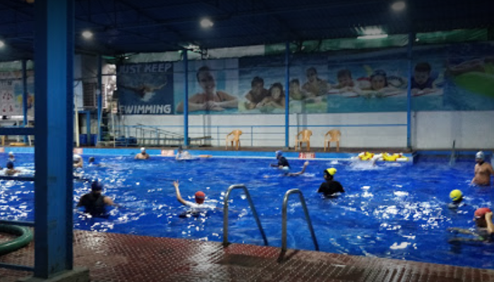 Seasons Indoor Swimming Pool Kondapur
