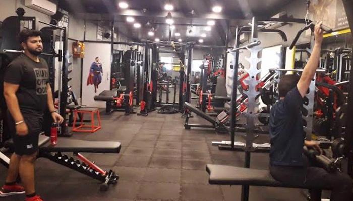 Iron Paradise Gym Goregaon West