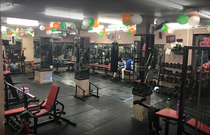 Reflex Fitness Gym Howrah