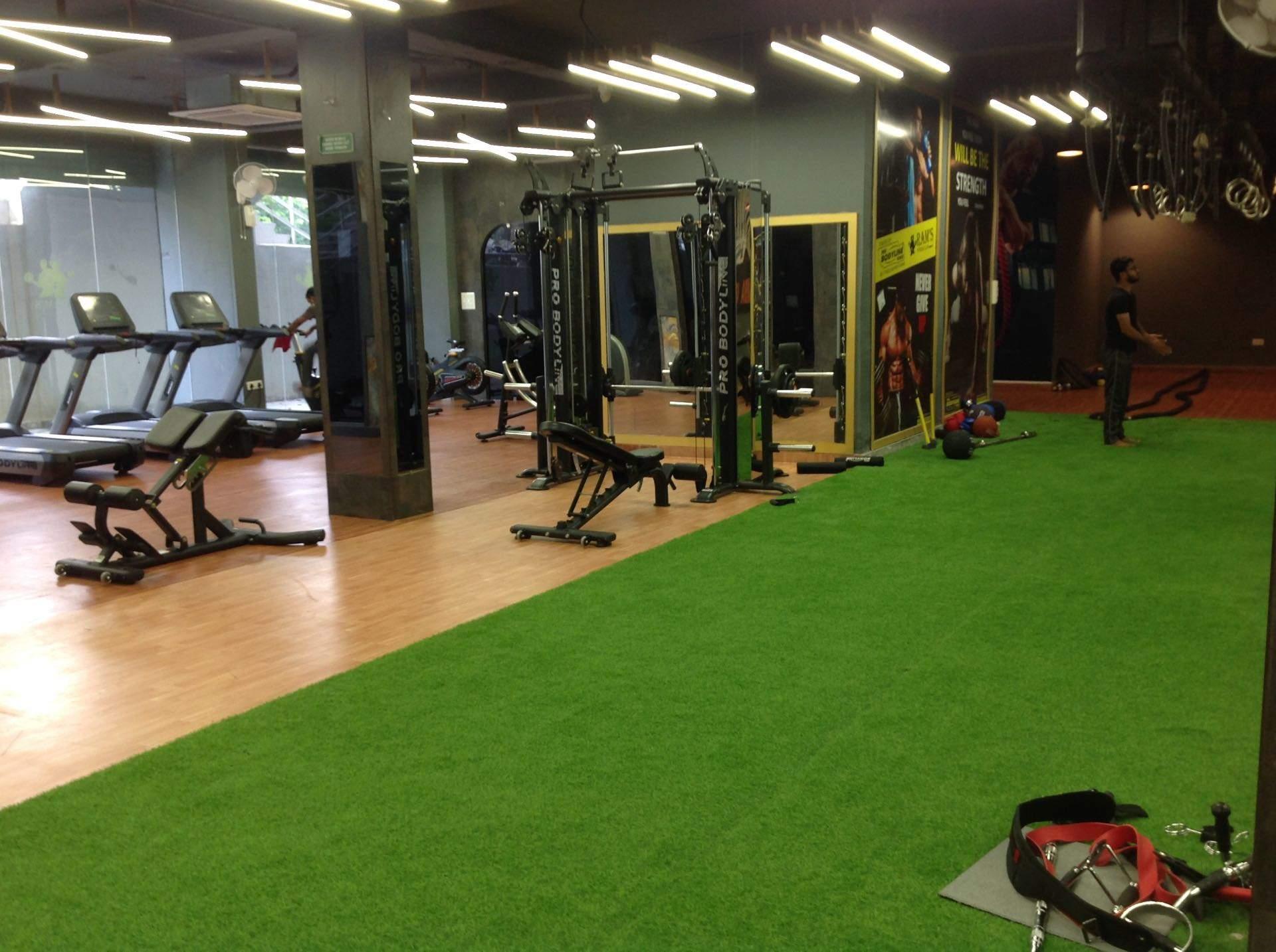 Rams Fitness Club Impact Pratap Nagar