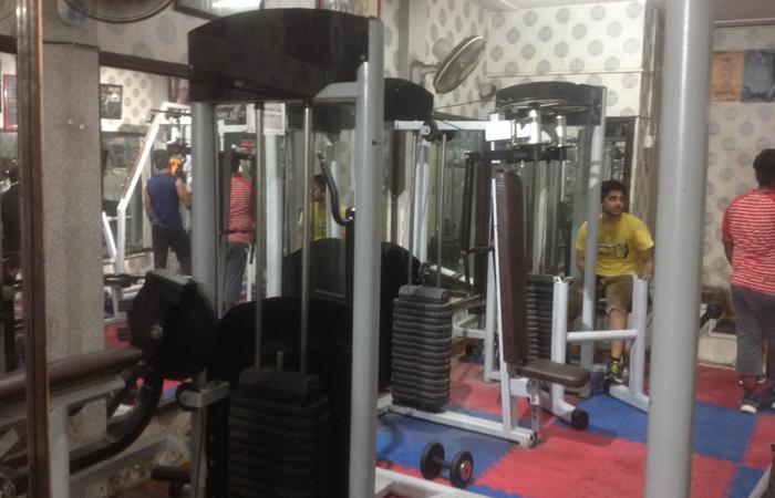 MAD Fitness Sector 16 Rohini