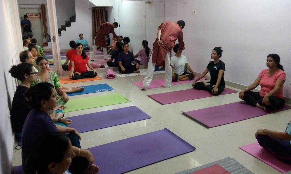 Yoga With Suhasini Sector 46 Gurgaon