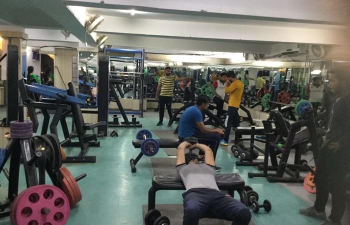 The Indian Gym Chattarpur
