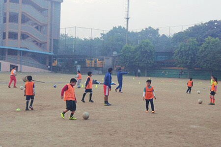 In2sports Training Academy Greater Kailash Part 2