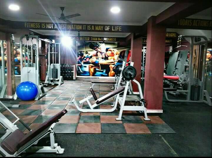 Muscle Temple Girinagar