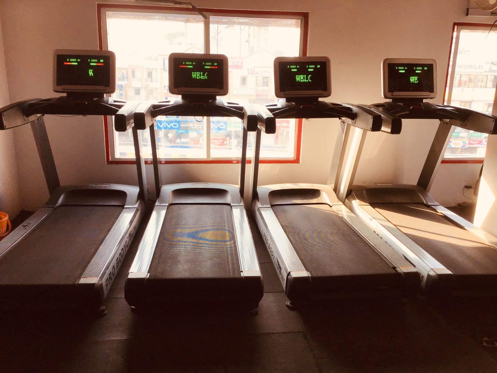 Power Fitness Zone Thakkarnagar