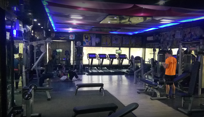 The Ultimate Fitness Sector 1 Dwarka