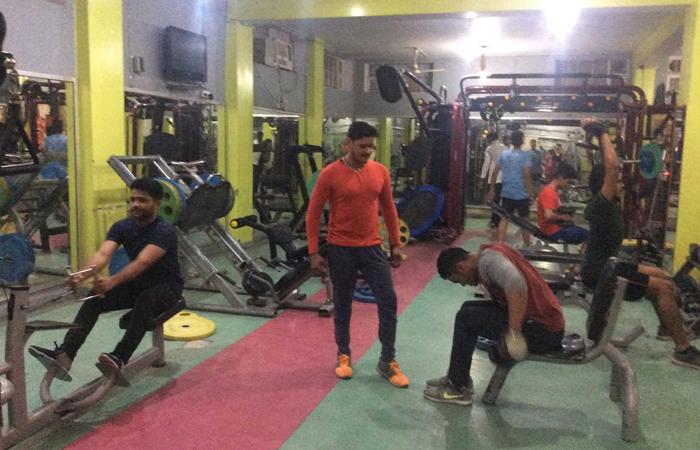 Transformer Gym Vidyadhar Nagar
