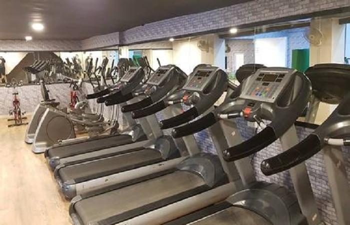 Fitholic Gym Paschim Vihar