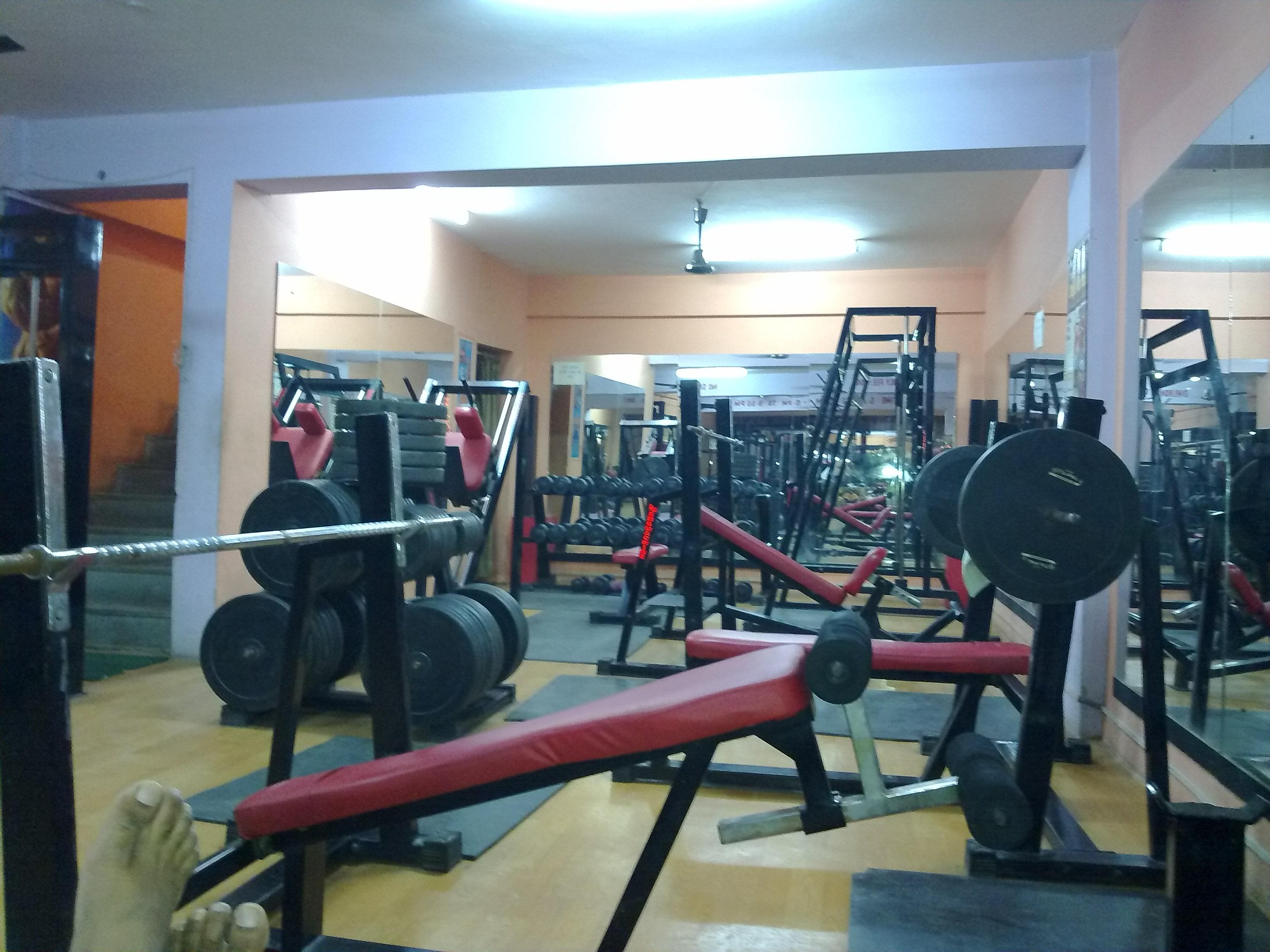 Fitness Valley Sikandarpur Road