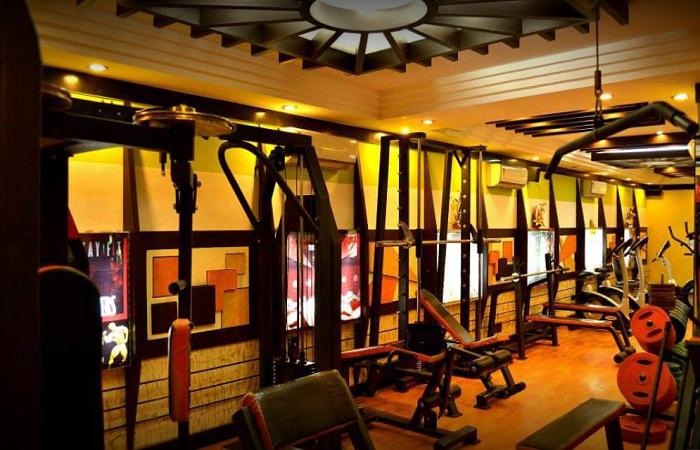 Hardcore Heaven Gym & Cardio Sector 11d