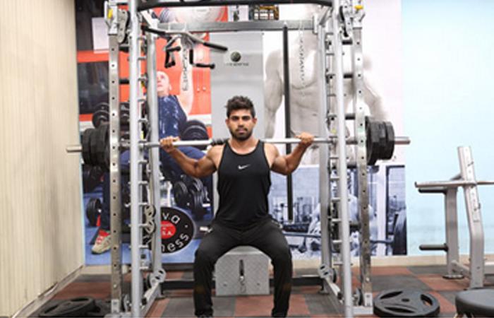 V 3 Fitness Chandpole