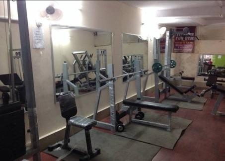 Fitness Fun Gym Satya Niketan