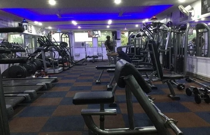 Hunk's Mania Fitness Gym Phase 7