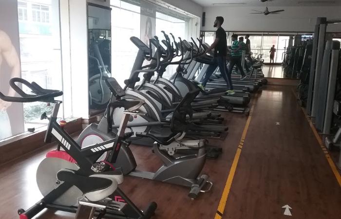 Body Attitude Fitness Zone Ombr Layout
