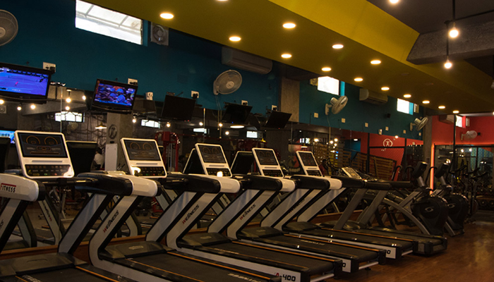 Otwo Gym N Spa Sector 14 Gurgaon