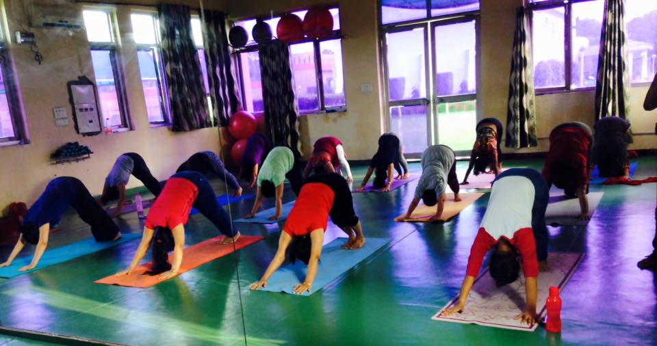 The Yoga Guru Jasola