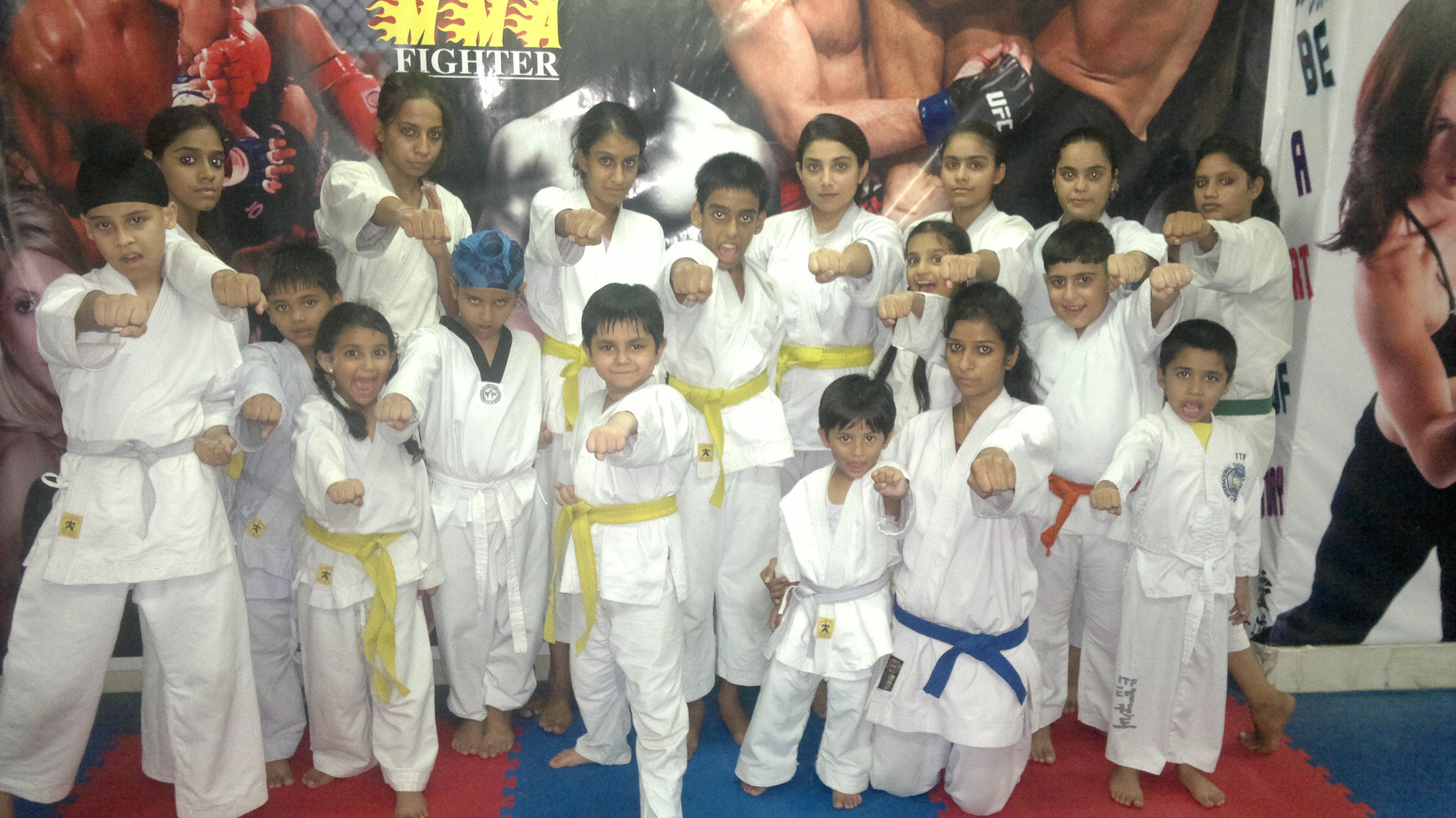 Knock Out Martial Arts & Fitness Lajpat Nagar