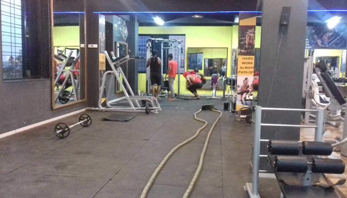 Gym Town Manjri