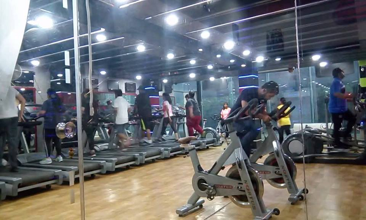 The Gym Health Planet Pitampura