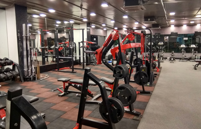 Gt Fitness Club Shivajinagar