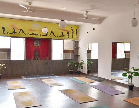 Aastha Yoga Centre  Sector 56 Gurgaon Gurgaon