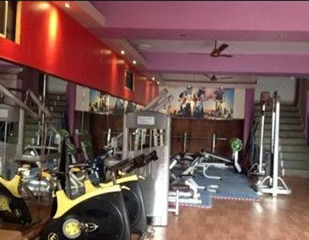 Fitness Hub Gym Paschim Vihar