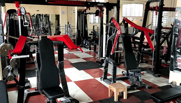 Asn Gym & Fitness Studio Somajiguda
