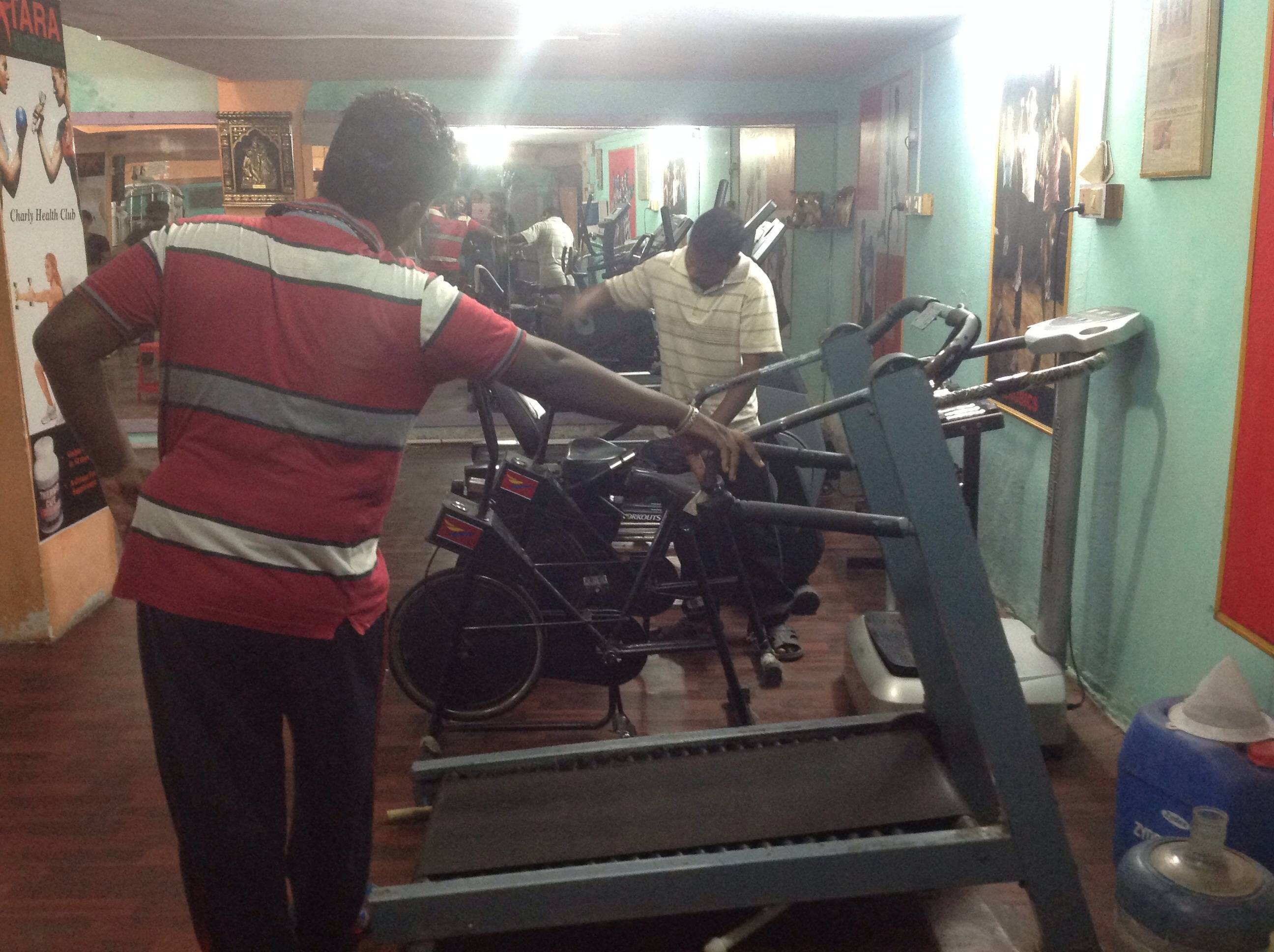 Charly Health Club Isanpur