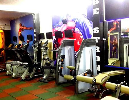 Fastfit Gym Sector 17 Faridabad
