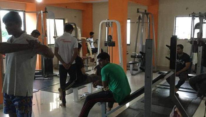 Rudra Fitness Club Sangvi