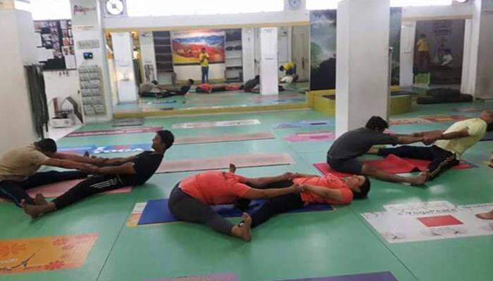 Figure Fitness Point Yoga Bani Park