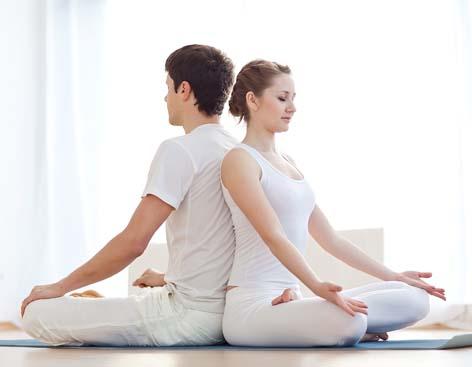 Aesthetic Yoga Anand Niketan