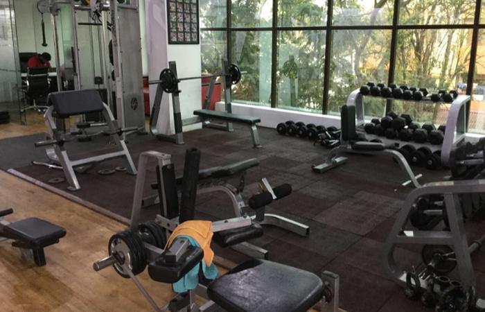 Pyro Fitness Frazer Town