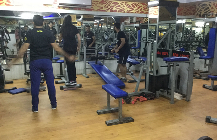 The Indian Gym Adchini