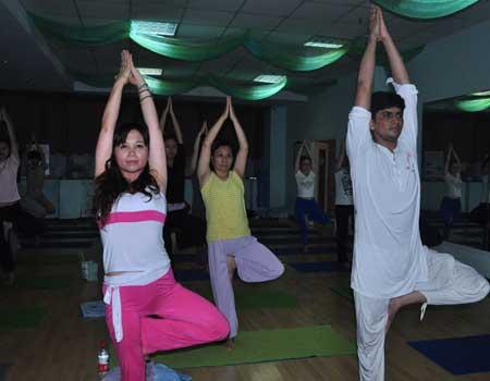 Spiritual Yoga Alliance Sector 122 Noida
