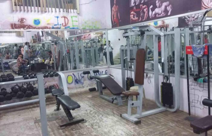 Oxide Fitness Gym And Studio Sodala