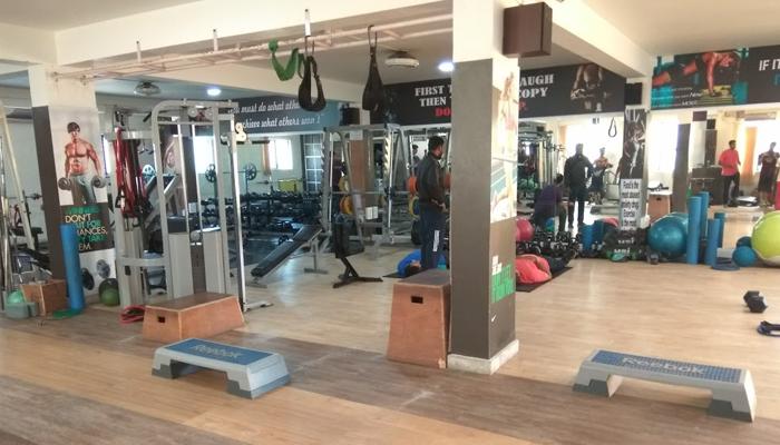 Sponu Fitness Solution Banashankari