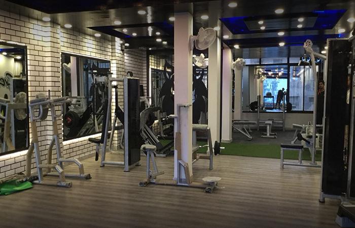 The Body Fox Gym & Wellness Shalimar Garden Extention 1