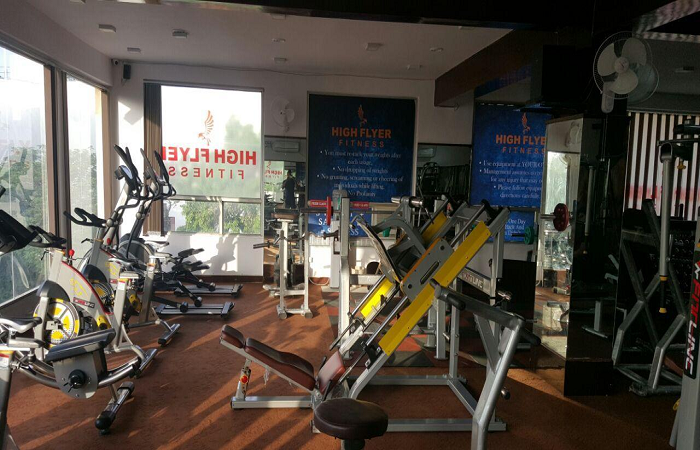 High Flyer Fitness Tilak Nagar