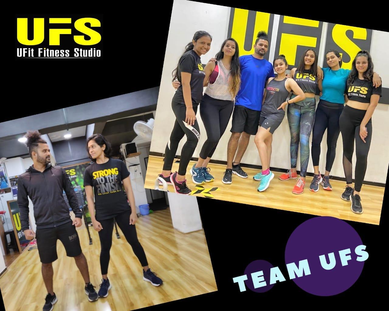 Ufs - Ufit Fitness Studio (ladies Only) Vashi