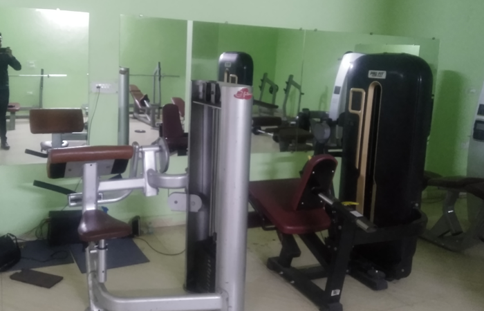Your Fitness Factory Sector 45 Noida