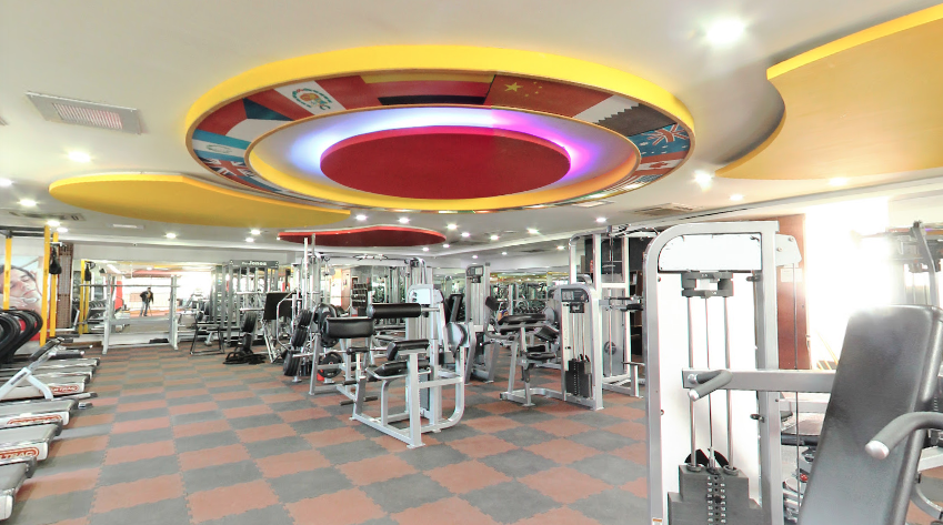 Gold's Gym HSR Layout Sector 1